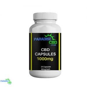 1000mg cbd capsules