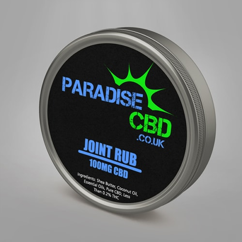 cbd joint rub